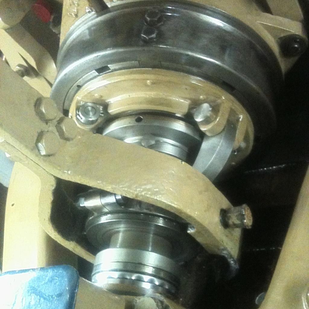 Keerkoppeling Industrie 2VD5