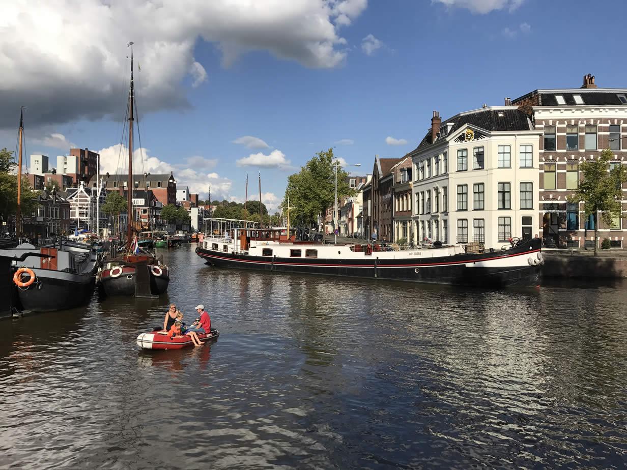 Terugkeer in de Noorderhaven