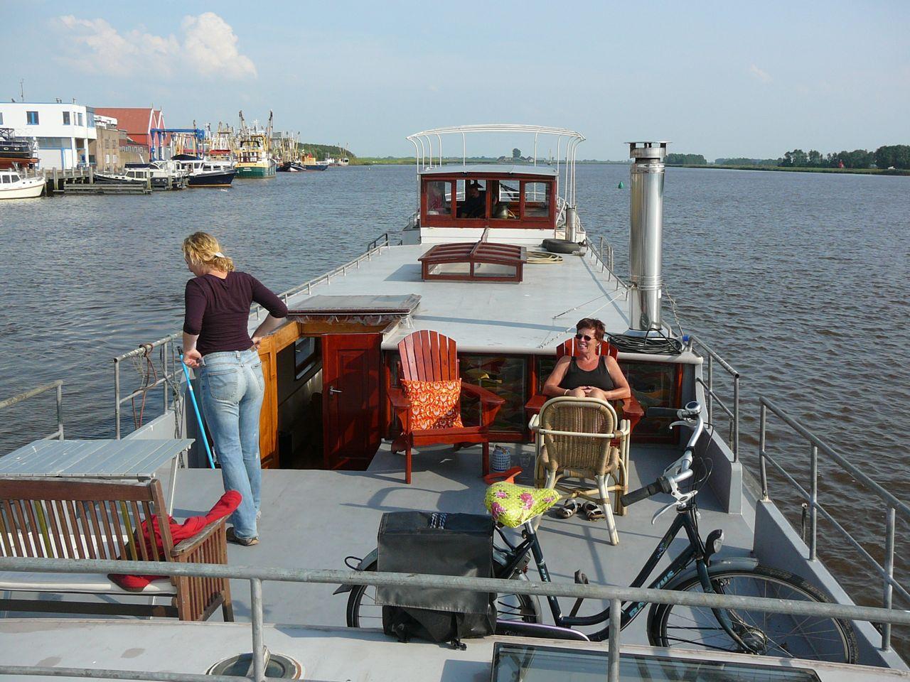 Met de Arma naar het Lauwersmeer